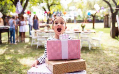 Anniversaire d'un copain de votre enfant : quel cadeau sympa ?