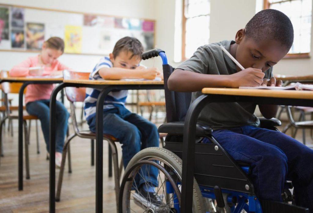scolarisation enfant dans une situation de handicap