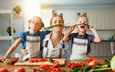 Comment initier vos enfants aux joies de la cuisine ?